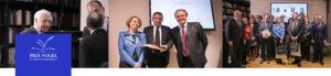Prix Vogel 2017 : Les laureats sont Madame Muriel Chagny et Monsieur Bruno Deffains pour l'ouvrage « Réparation des dommages concurrentiels »
