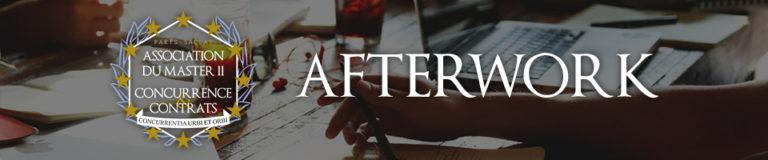Afterwork #2 du 21 février 2019