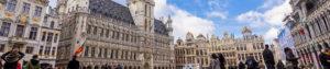 Le Master 2 en voyage d'étude à Bruxelles